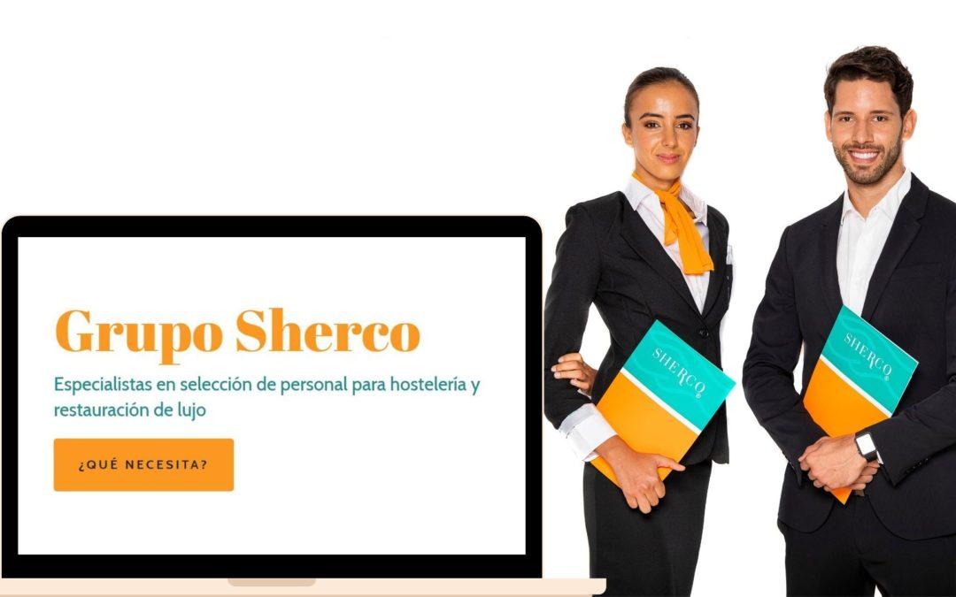 Grupo Sherco estrena web