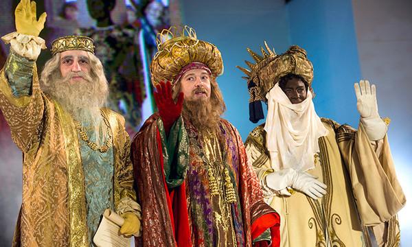 ¡Ya vienen los Reyes Magos… a Grupo Sherco!
